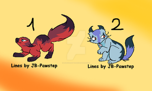 Cat adoptables by LizzysAdopts