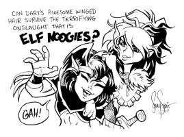 For you Elfquest fans by Sonion