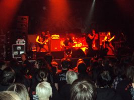 All Shall Perish LIVE 2 by GFORCELEVEL1988