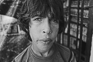 Young Mick Jagger by dincturk