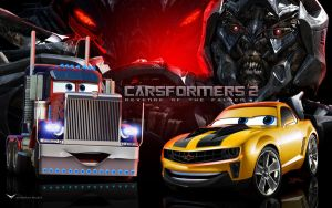 Cars | Carsformers 2 by danyboz