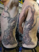 Petes tree again 2 by phoenixtattoos