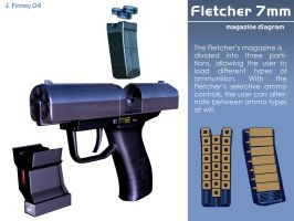 Fletcher 7mm breakdown by Josh-Finney