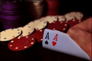 poker two aces by NaViGa7or