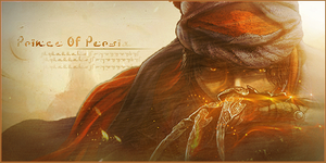 Prince Of Persia by Sined-Style