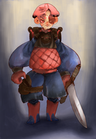 RPG KID, younger by pinbuns