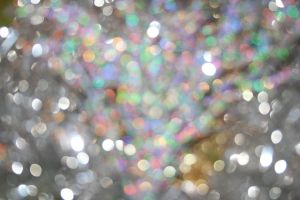 Glitter bokeh by icecreamSTOCK