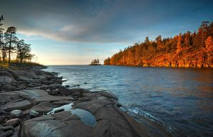 Autumn and Sigma Dp0 Quattro..Valaam Islands  _51_ by my-shots
