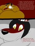 The Pack 45 Pg4 End by Big-Wolf