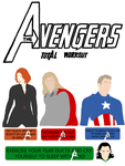 The Avengers Total Workout by geothebio
