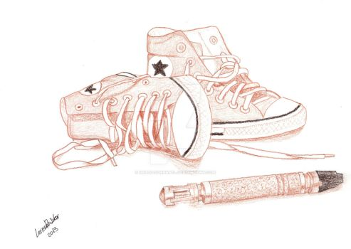 Doctor's Shoes by dragaodepapel