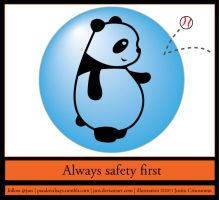 Safety First by jsos