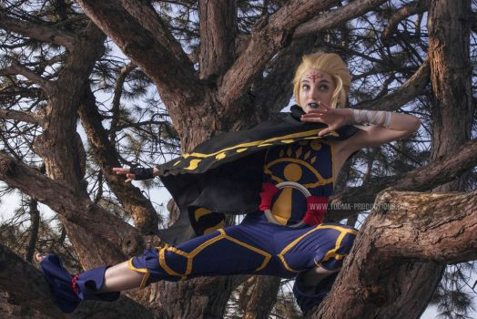 Impa - Ready for Action by AnnieChie