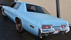 1974 Dodge Monaco by SamCurry