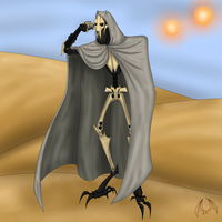 Desert Heat by Demonic-Chaos