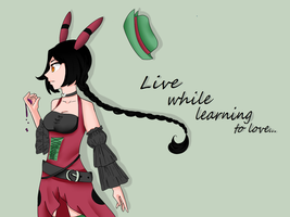 Live while learning to love by poketmon