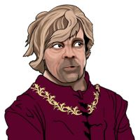 Peter Dinklage as Tyrion Lannister. by tvfunnyman