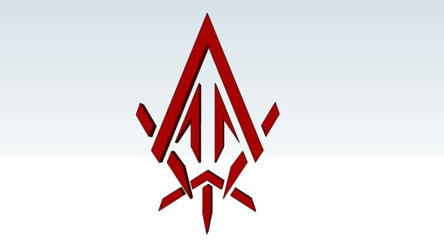 Futuristic Assassin's Creed Logo by someguysname