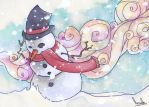 Stormy Christmas by Endless-Ness