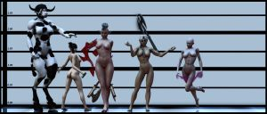 The Usual Suspects by zer0nine2009