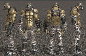 'Borderlands 2' DLC Krieg pack XPS ONLY!!! by lezisell