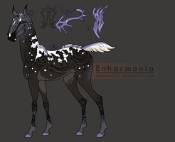 4161 | Melekure Stables | Foal Design by ToxicCreed