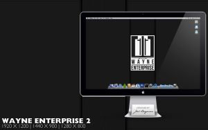 Wayne Enterprise 2 by RurouniVash