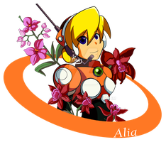 Alia Flowers by Kamira-Exe