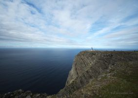 North Cape by tjuh