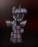 Animatronic Twilight by Kana-The-Drifter