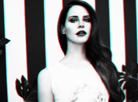 Lana Del Rey by catherine2207