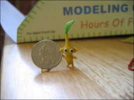 Pikmin with Quarter by unusable