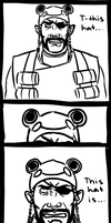 Demoman's secret love by tupuchan