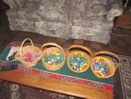 Our Family's 2016 Easter Baskets by BigMac1212