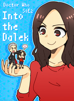 Doctor Who: Into the Dalek by 00riko