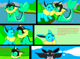 Searching for Evolution 2-5 by Luigirocks84