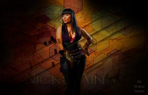 Nicki Minaj by HbdBir
