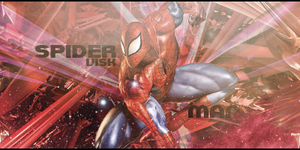 Spider Man Sign by Luciano246BR