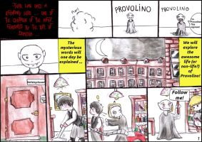 The Adventures of Provolino- p 1 by FuriarossaAndMimma