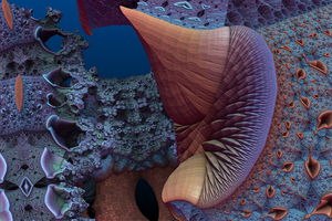 chameleon coral by sewer-pancake