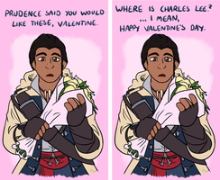 Assassin's Creed III: Clueless Cupid Connor by forte-girl7