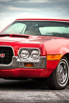 1972 Ford Gran Torino - Shot 7 by AmericanMuscle