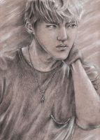 Kris, EXO-M by AlmightyCrow