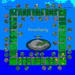 Dwarfopoly world 2 by Taowithit