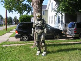Master Chief 4 Hire by AceLK