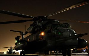 MH-53 Pave Low by gandiusz