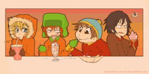 South Park: Just Desserts by Kinky-chichi