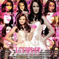 Blend Cher Lloyd #1 by VicGomezEditions