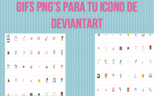 Iconos Png by MikaStoessel