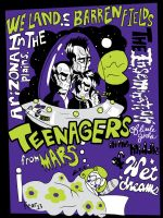 Teenagers from Mars by after-the-funeral